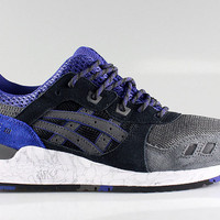 Asics Gel Lyte III 3 Voltage Pack - Black