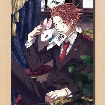 Home Decor Anime Poster Wall Scroll Hot HUNTERxHUNTER DXF Hisoka Japanese