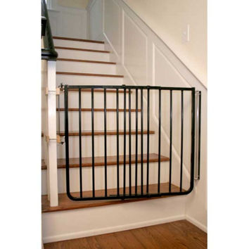 Cardinal Gates SS30A-B Stairway Special Hardware Mounted Pet Gate