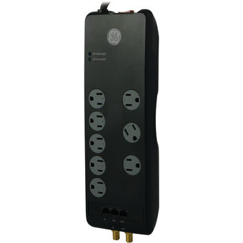 Ge 8-outlet Surge Protector