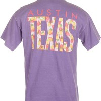 Comfort Colors Collection - Austin Texas Pineapple T-Shirt | Co-op