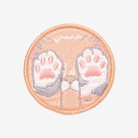 Rosehound Apparel Cat Paws Patch