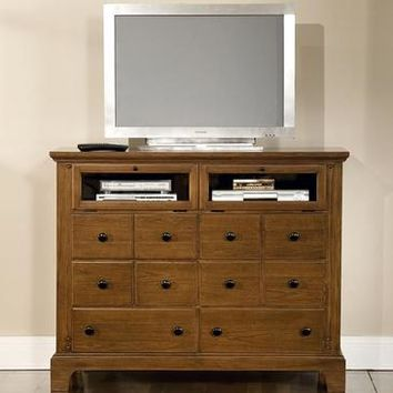 American Woodcrafters Bradford Entertainment Furniture