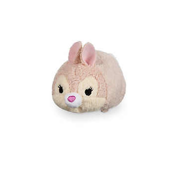 Disney Usa Miss Bunny from 75th Anniversary Bambi Mini Tsum Plush New with Tags