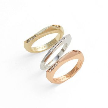 Kendra Scott Joel Stackable Rings | Nordstrom