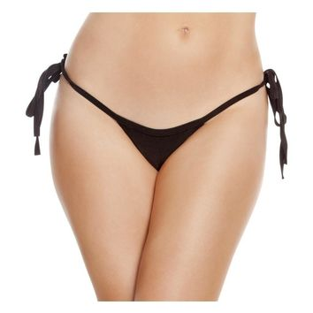 Roma Dancewear USA Low Rise Tie Side Bikini Bottom