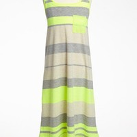 Zunie 'Ice Cream Oatmeal' Maxi Dress (Little Girls & Big Girls) | Nordstrom