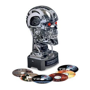 Terminator 2 Limited Edition | Endoskull Bust | 6 Discs