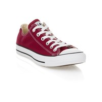 Converse All-Star Lo in Maroon - Footwear