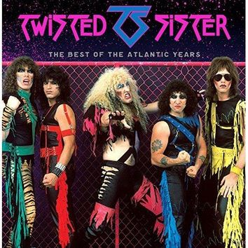 Twisted Sister - The Best Of The Atlantic Years [Explicit]