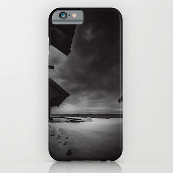 Frozen in time iPhone & iPod Case by HappyMelvin