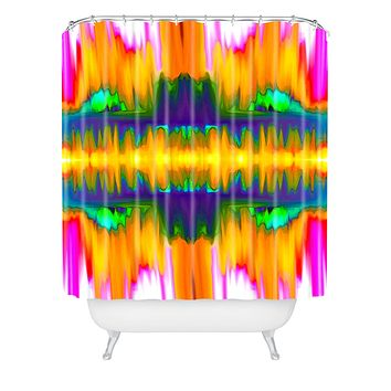 Ingrid Padilla Infu Sion Shower Curtain