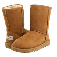 UGG Kids Classic (Big Kid) Chestnut - Zappos.com Free Shipping BOTH Ways