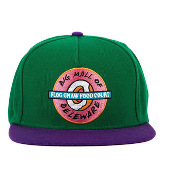 BIG MALL SNAPBACK KELLY GREEN – golfwang