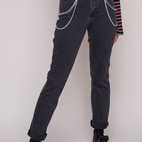BOLT JEAN – CHARCOAL – The Ragged Priest