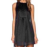 VIVIAN CHAN Stella Dress in Black