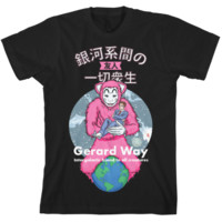 Gerard Way Official Store - ALLRED Alien T-Shirt