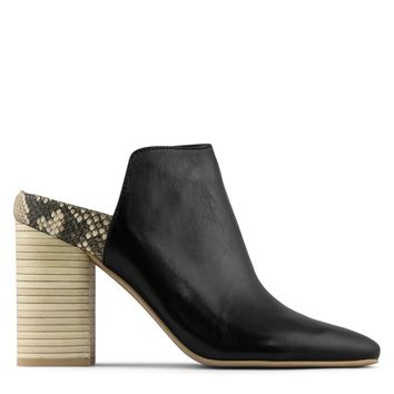 Dolce Vita Renly Boot Women's - Onyx Leather
