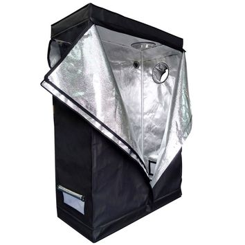 120x60x180cm Home Use Dismountable Hydroponic Plant Grow Tent Room