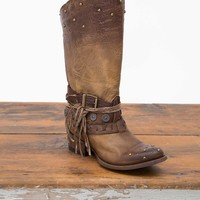 Indie Spirit by Corral Rio Belle Riding Boot