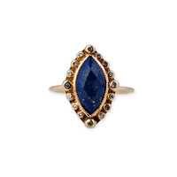 MARQUISE VINTAGE RING - ASSORTED GEMSTONES