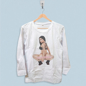 Long Sleeve T-shirt - Nicki Minaj Anaconda