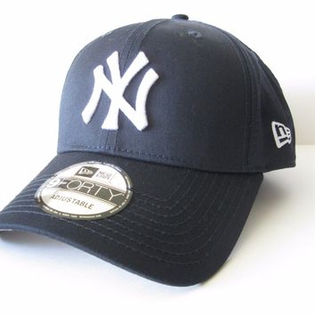 New Era NY Yankees 9Forty Entry Hat LA Dodgers Cowboys Cap Green Gray Mens Black
