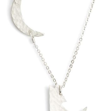 Nashelle Coyote Pendant Necklace | Nordstrom