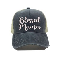 """""""Blessed Mama"""" Trucker Hat"""