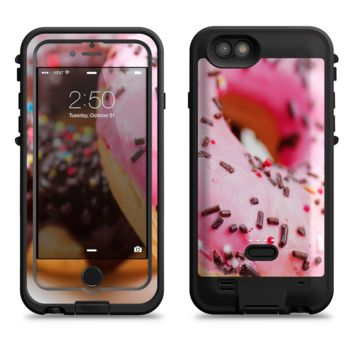The Sprinkled Donuts  iPhone 6/6s Plus LifeProof Fre POWER Case Skin Kit