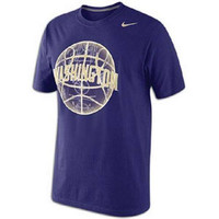 Washington Huskies X-Ray Basketball t-shirt Nike NWT UW DUB U Husky NCAA