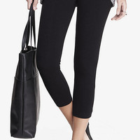 Sexy Stretch Cropped Legging from EXPRESS