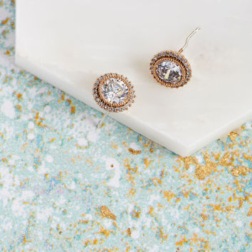 Historic Hotel Hop Earrings | Mod Retro Vintage Earrings | ModCloth.com
