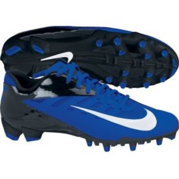 Nike Men's Vapor Pro Low TD Football Cleats - Black/Blue | DICK'S Sporting Goods