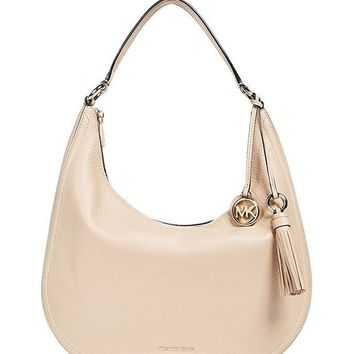 DCCKW7H MICHAEL Michael Kors Women's Medium Lydia Hobo Bag