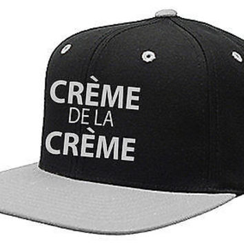 creme de la creme snapback creme de la creme hat Best Of The Best snapback hat