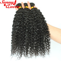 Online Shop 3B 3C Mongolian Kinky Curly Virgin Hair 3Pcs Mongolian Afro Kinky Curly Human Hair Weave Bundles 8A Rosa Queen Hair Products | Aliexpress Mobile
