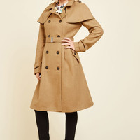Wear You Want to Be Coat | Mod Retro Vintage Coats | ModCloth.com