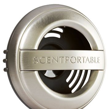 Bath Body Works Scentportable Holder SILVER Vent Clip Air Freshener