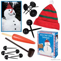 Dress a Snowman Kit - Toysmith - Pack of 6 ea