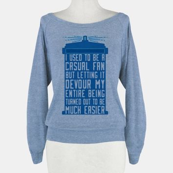 I Used To Be A Casual Fan (Doctor Who)