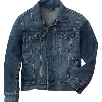 Gap Boys Factory Denim Jacket