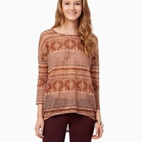 Whitewater Knit Top | Fashion Apparel | charming charlie