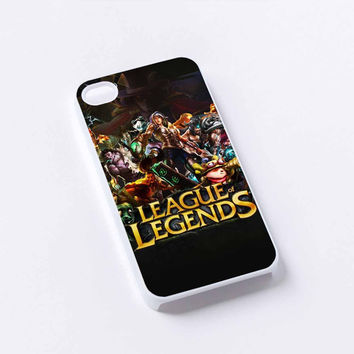 league legend iPhone 4/4S, 5/5S, 5C,6,6plus,and Samsung s3,s4,s5,s6