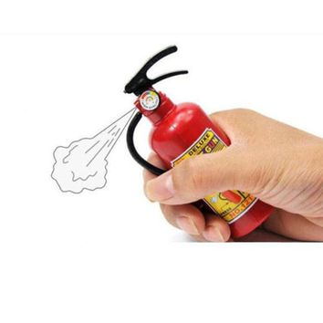 DCCKL72 Details about  Boy Girl Plastic Water Gun Sprinkler Fire Extinguisher Style Creative Toy Gift
