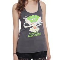 Green Day Welcome To Paradise Girls Tank Top