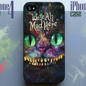64ee7293ce7 Best We re All Mad Here iPhone 5 Case Products on Wanelo