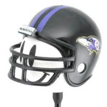 Baltimore Ravens antenna topper