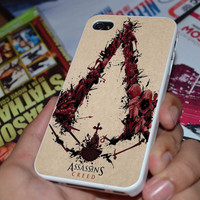 assassin creed saga poster Case for iPhone 4/4S iPhone 5/5S/5C and Samsung Galaxy S3/S4