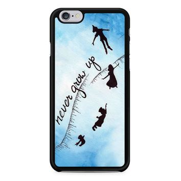 Peter Pan Never Grow Up 2 iPhone 6/6s Case